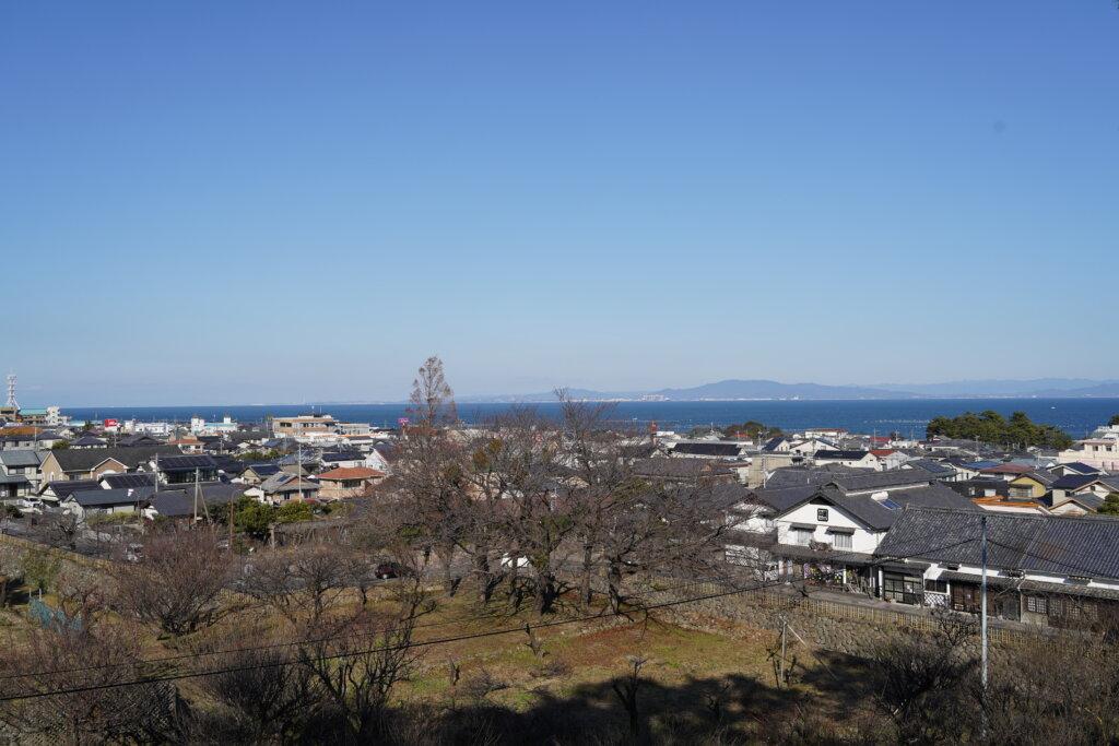 DSC00429 1024x683 - 【熊本・長崎旅7】島原温泉は透明、高菜チャーハン、そして雄大な島原城!