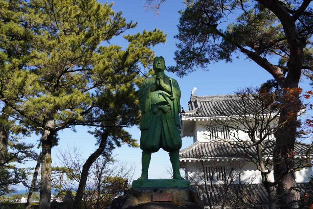 DSC00430 1024x683 - 【熊本・長崎旅7】島原温泉は透明、高菜チャーハン、そして雄大な島原城!