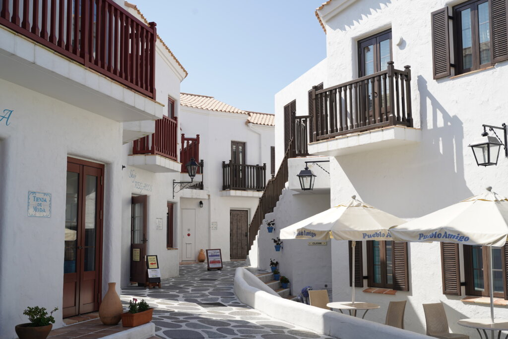 DSC00814 1024x683 - 【三重旅行記2】たまにウェブサイトで目にする地中海村とはどんなところなのだろう