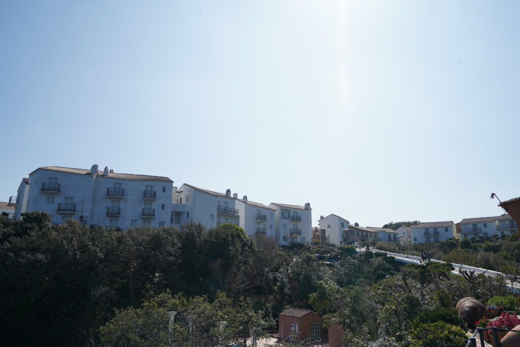 DSC00848 1024x683 - 【三重旅行記2】たまにウェブサイトで目にする地中海村とはどんなところなのだろう