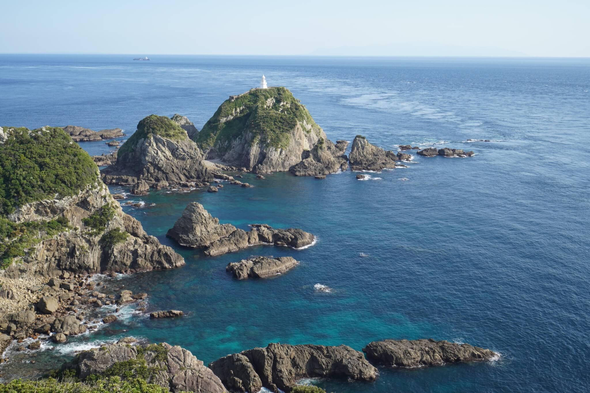 DSC01558 scaled - 【鹿児島旅行記1】端っこのロマン!日本本土の最南端 大隅半島 佐多岬!
