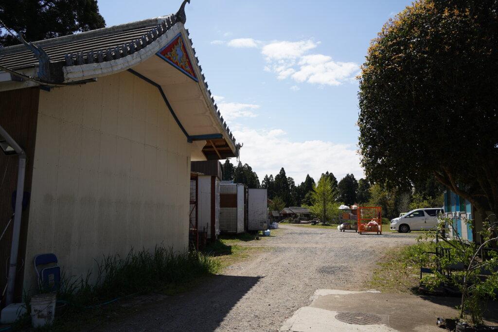 DSC00916 1024x683 - 【千葉 成田】タイ寺院!ワットパクナム成田別院に行ってみた