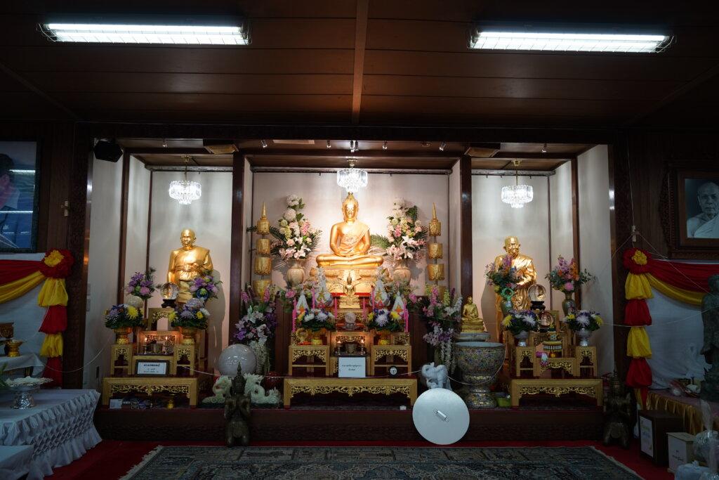DSC01020 1024x683 - 【千葉 成田】タイ寺院!ワットパクナム成田別院に行ってみた