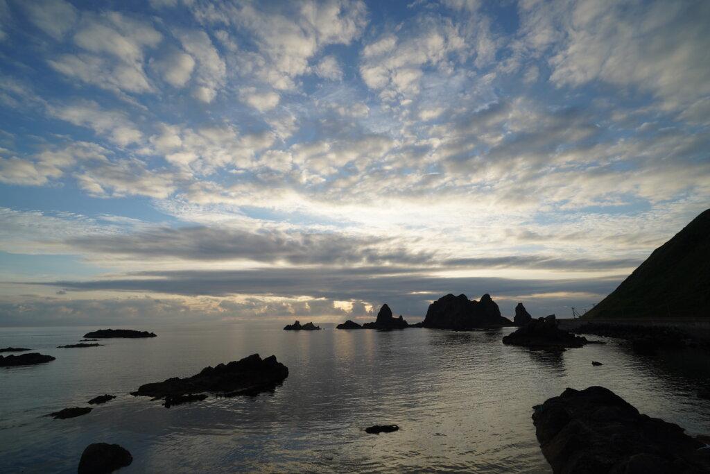 DSC02453 1024x683 - 【北海道 奥尻島】ウニと海と大自然。奥尻島の過ごし方5選!