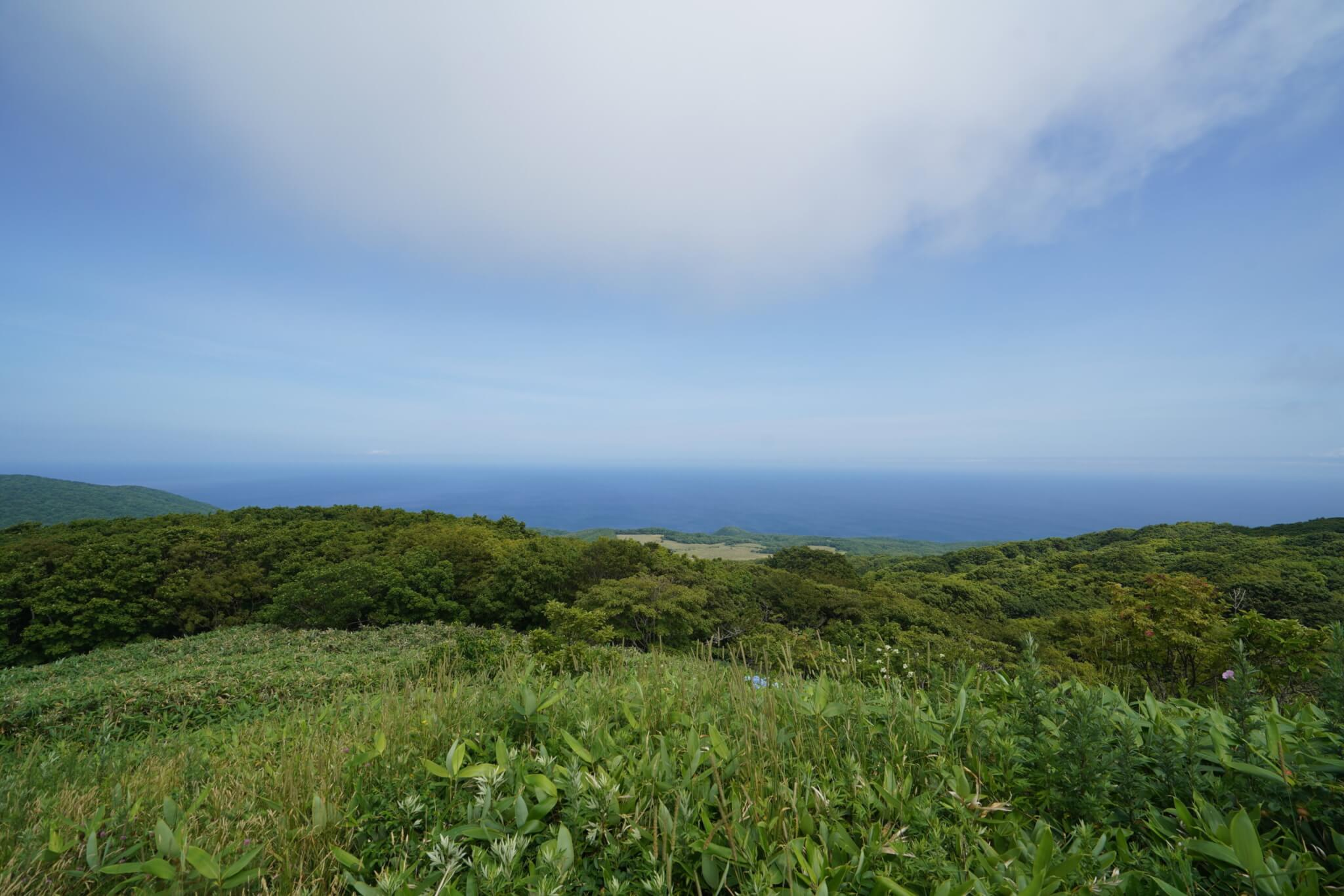 DSC02494 scaled - 【北海道 奥尻島】ウニと海と大自然。奥尻島の過ごし方5選!
